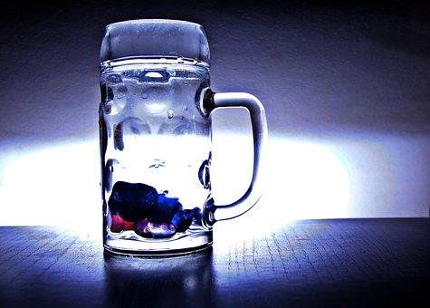 Water, Beer Mug, Glass, Krug, Drink, Health, Force