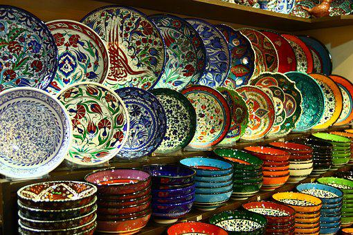 Istanbul, Turkey, Grand Bazaar, Travel, Tourism