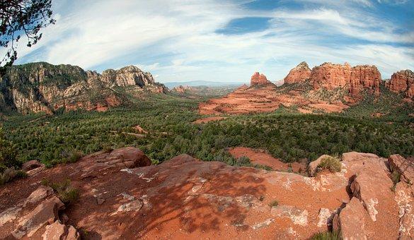 Merry-go-round Rock, Sedona, Arizona, Hiking, Outdoors