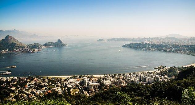 Rio De Janeiro, Olympics 2016, Niterói, Brazil