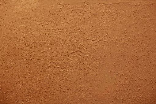 Plaster, Terracotta, Color, Wall, Colorful, Apartment