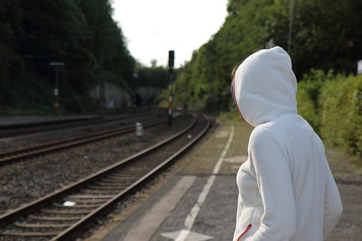 Platform, Travel, Track, Seemed, Railroad Track