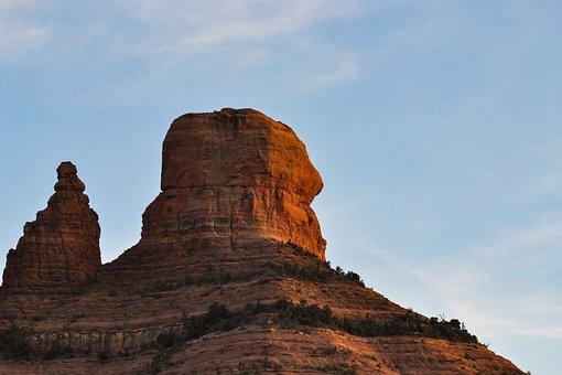 Sedona, Arizona, Scenic Route, Scenic, Red Rocks, Red
