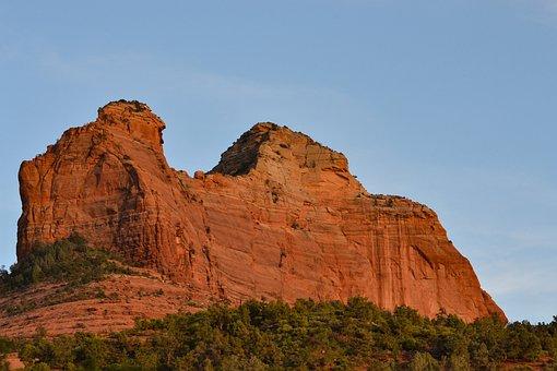Desert, Scenic Route, Scenic, Arizona, Sedona