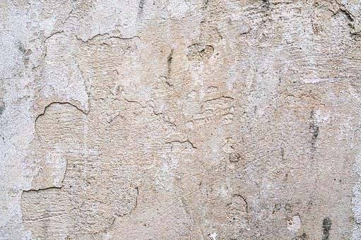 Texture, Wall, White, Plaster, Structure, Cracks