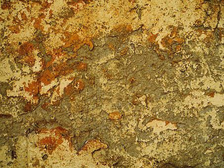 Plaster, Old, Texture, Subsiding, Structure, Wall