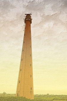 Lighthouse, Beacon, Light, Ocean, Navigation, Tower