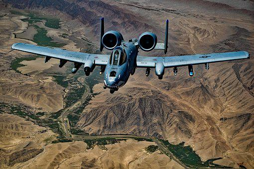 A-10 Thunderbolt, United States, Air Force, Military