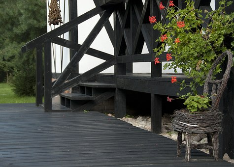 The Scenery, Veranda, Stairs, Climate, Mill, Masuria
