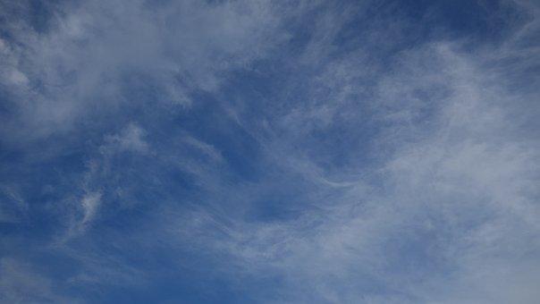 Clouds, Cirrus Intortus, Cirrus, Filaments, Sky
