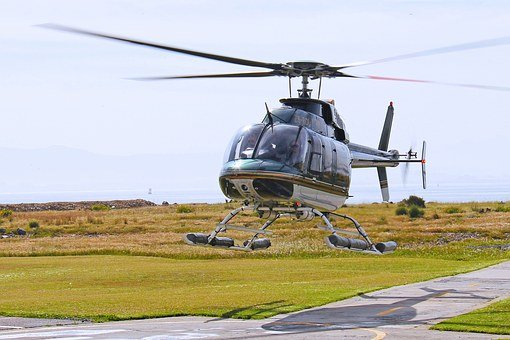Helicopter, Ride, Flight, Exciting, Adventure