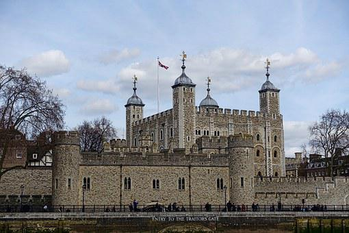 Tower Of London, Fortress, Prison, History, Famous