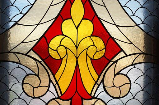 Glass, Stained-glass Window, Design, Finish, Decor