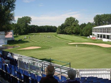 Golf, Golfers, Golf Tournament