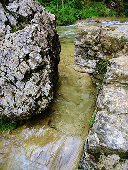 Drôme, Gorges, Fall Of The Druise, River, Water, Nature