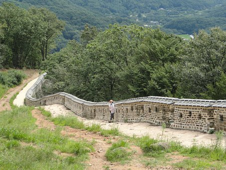 Namhansanseong, Gyeonggi Do, Hike