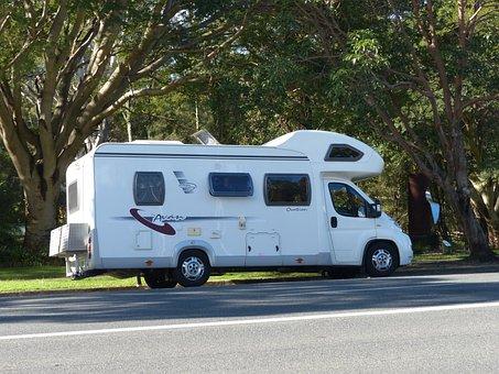 Motorhome, Camper, Holiday, Travel, Camping