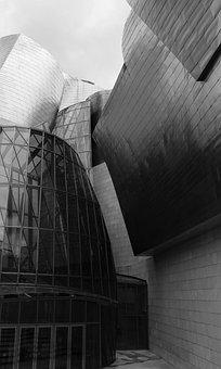 Museum, Guggenheim, Bilbao