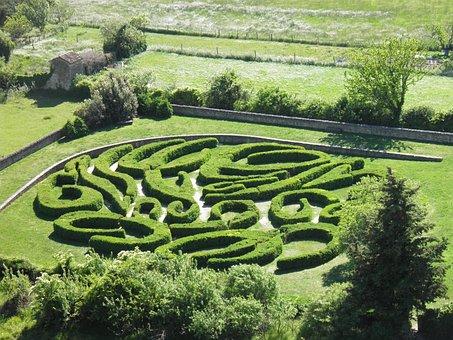 Nature, Landscape, Green, Drôme, France, Symbol