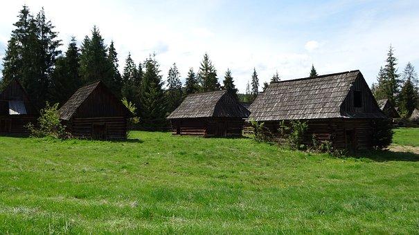 Jurgów, Poland, Shepherd's Shelters, History, Monument