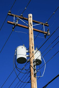 Utilities, Electricity, Power, Pole, Energy, Industry