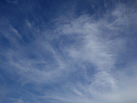Clouds, Cirrus Intortus, Cirrus, Filaments, Dragon, Sky