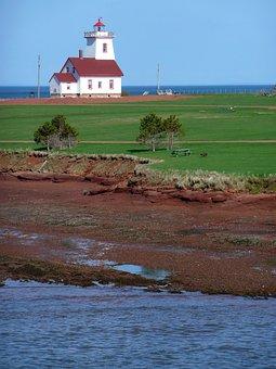 Lighthouse, Prince Edward Island, Canada, Building