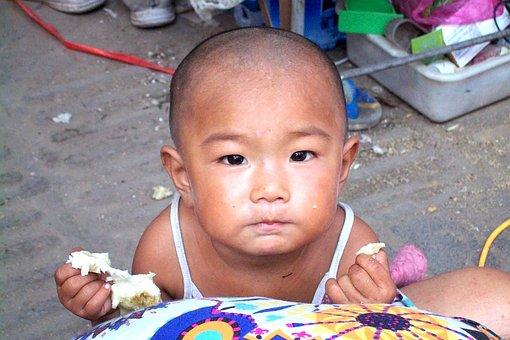 People, Child, Children, Kid, Girl, Toddler, Chinese