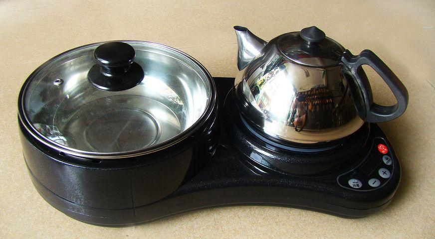 Electronic, Dual Induction, Chinese Tea Appliances