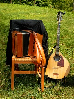 Music, Musical Instruments, Folk, Campaign, Feast