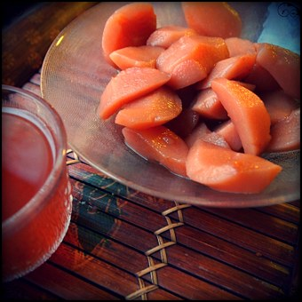Peer, Pears, Stewed Pears, Pear Juice, Fruit, Autumn