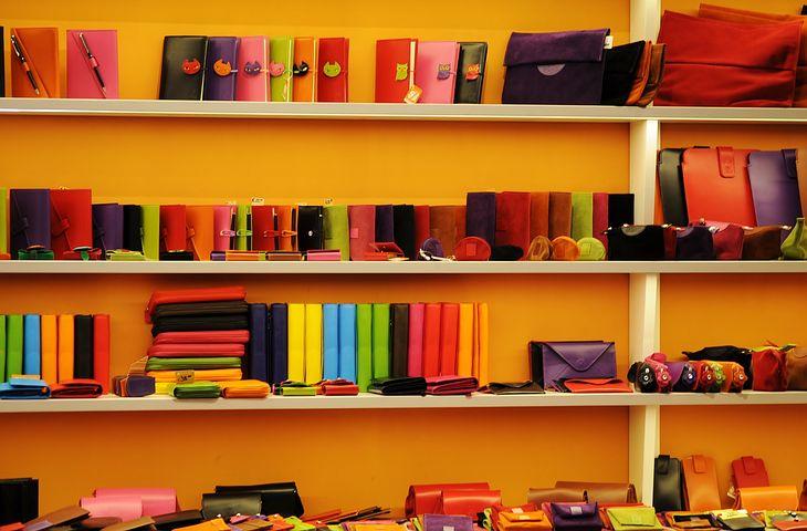 Shelf, Store, Shop, Purses, Furniture, Shopping