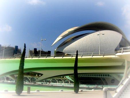 Architectonics, Urban, City, Modern, Architectural