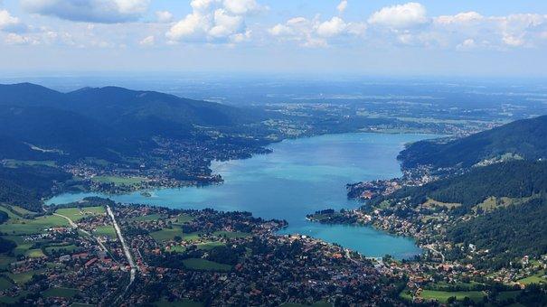 Tegernsee, Vision, Landscape, Nature, Mountain Hiking
