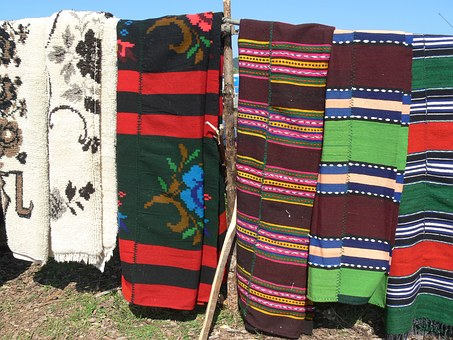 Bulgaria, Traditional Rugs, Rugs, Folklore