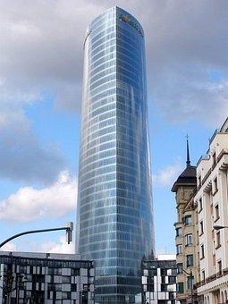 Iberdrola Tower, Bilbao, Skycraper, Building, Modern