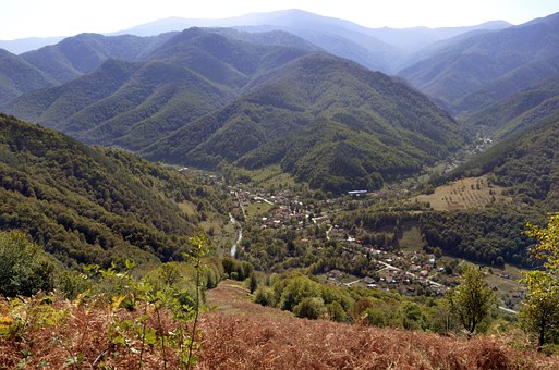Nature, Bulgaria, Stara Planina, Ribaritsa, Teteven
