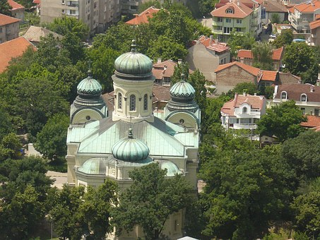 Bulgaria, Vidin, The Church In Vidin, Orthodox Church