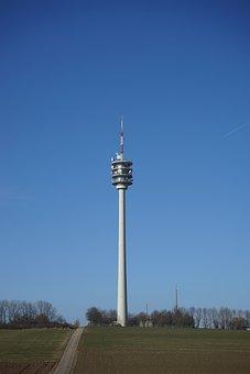 Radio Tower, Aufhausen, Tower