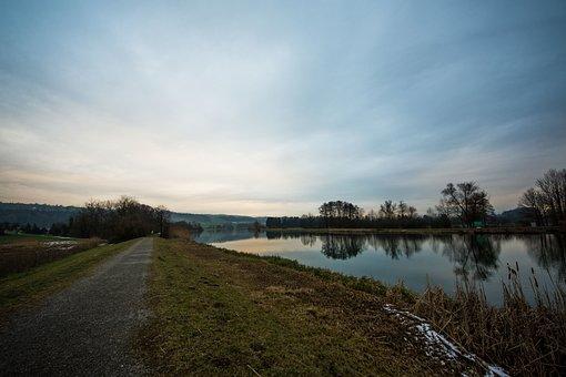 Water, Water Running, River, River Reuss