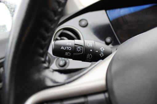 Auto, Car, Handle, Automobile, Black, Control