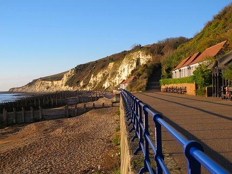 England, United Kingdom, Eastbourne, Sussex, Beach
