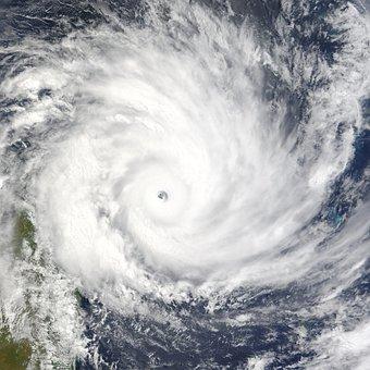 Cyclone, Hurricane, Gafilo, Tropical Cyclone