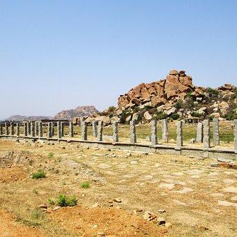 Great Vijayanagar Empire, Hampi