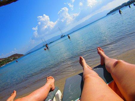 Holiday, Sea, Bodrum, Turkey, Water, Beach, Summer