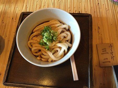 Ise Udon, Udon Noodles, Japanese Food