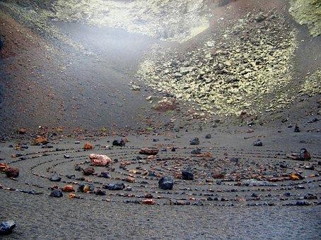Lanzarote, Municipio De Tías, Volcanic Landscape