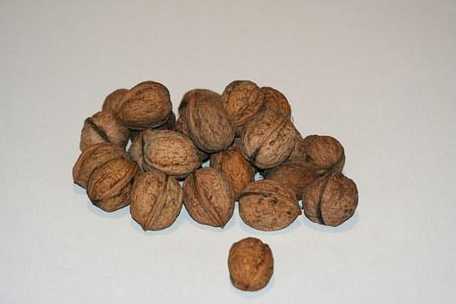 Walnuts, Walnut, Nuts, Healthy, Food, Nutrition, Eat