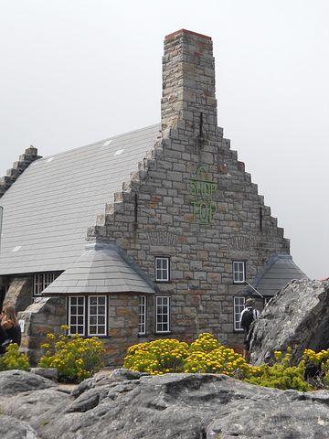 On Table Mountain, House On Table Mountain