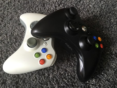 Joystick, Xbox, Games, Pilot, Entertainment, The Player